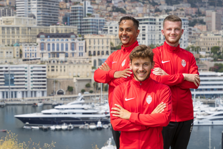 Monaco e-sport team