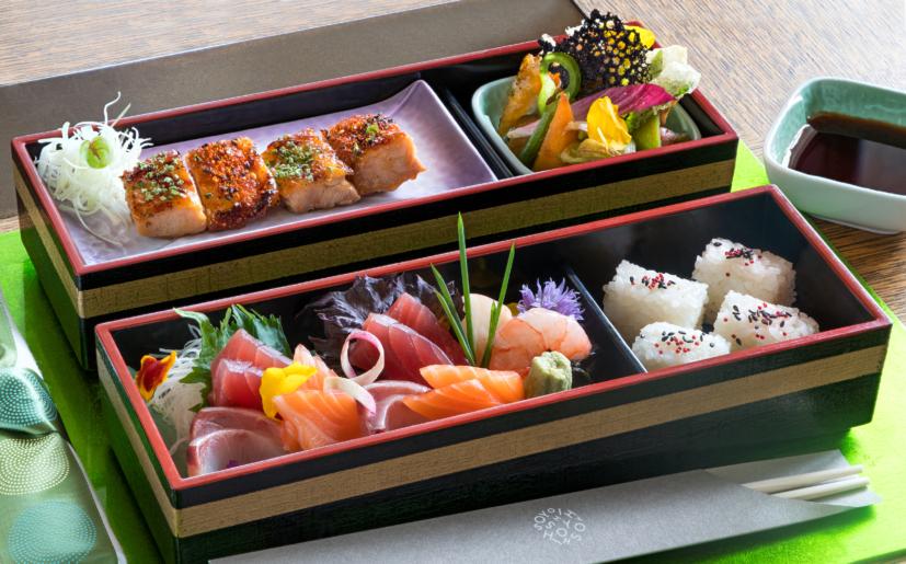 Yoshi Bento Box
