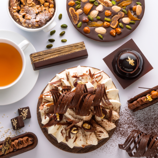 Chocolate & Tea