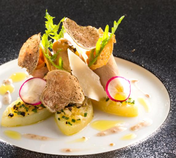 Le Foie Gras de Canard