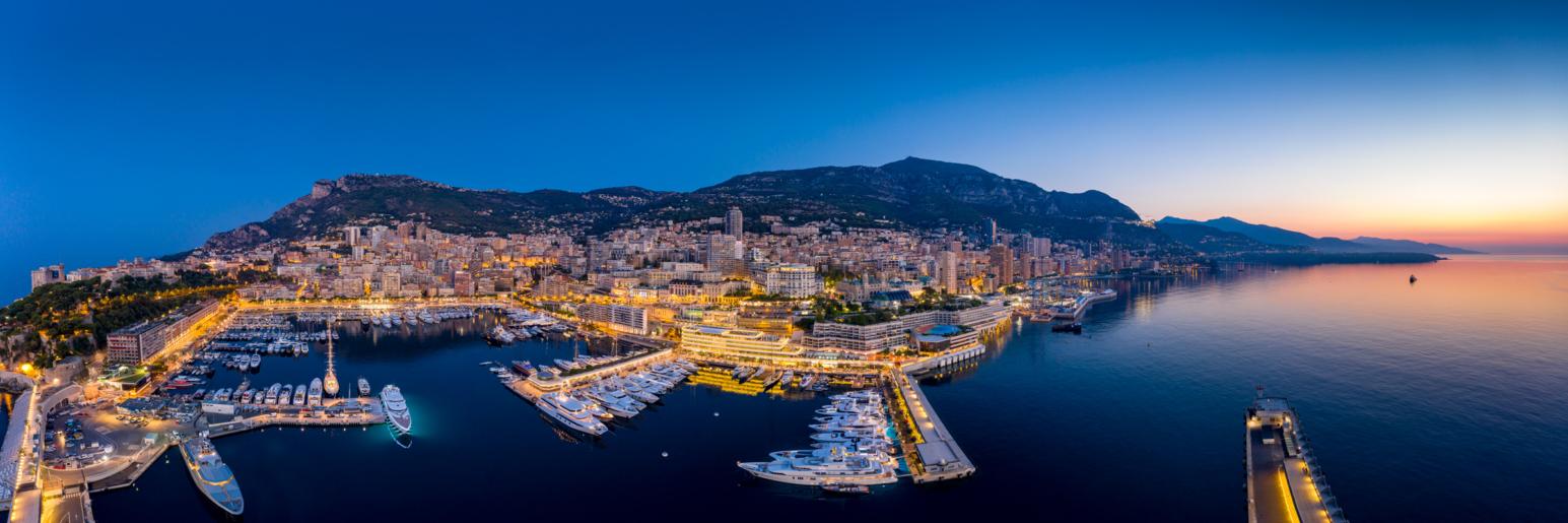 Monaco Sunrise 1