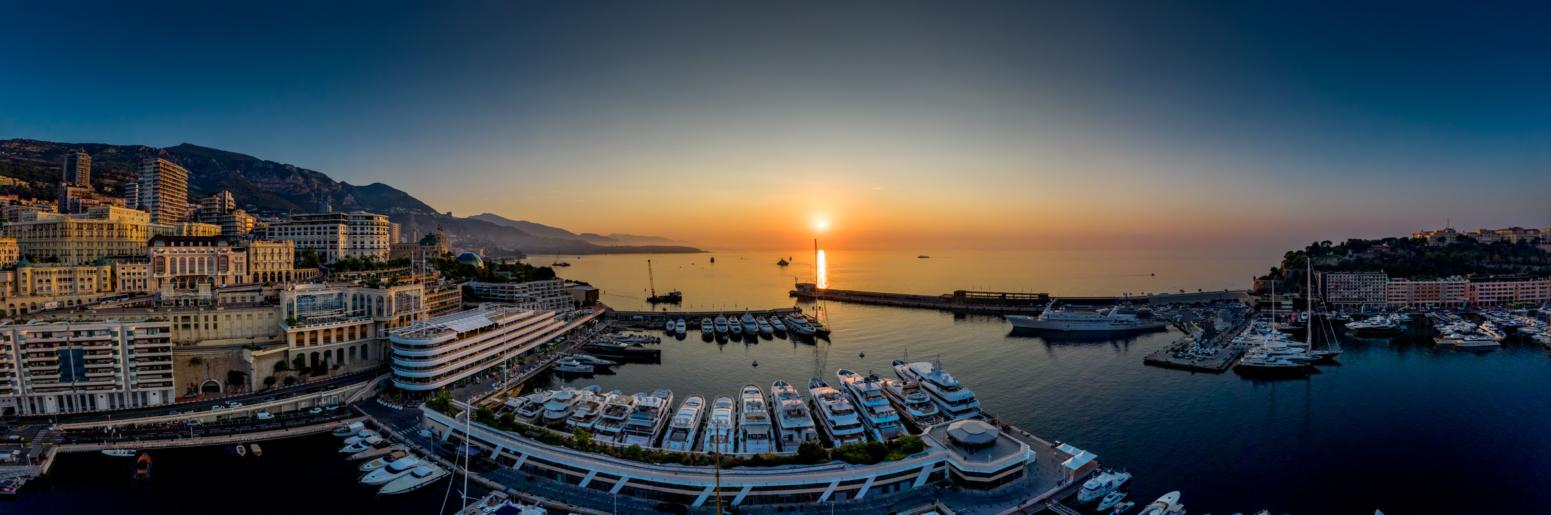 Monaco Sunrise 2
